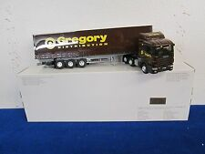 Eligor Scania 4 Series Gregory  and Curtainsider Search Impex 1/43 Scale