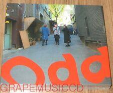SHINee 4TH ALBUM Odd B VERSION K-POP CD + PHOTOCARD & FOLDED POSTER SEALED
