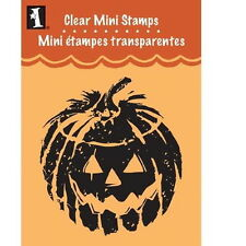 JACK-o-LANTERN PUMPKIN HaPPy HALLOWEEN CLEAR ACRYLIC RUBBER STAMP's NEW 60-30259