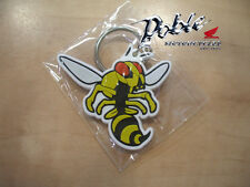 Brand New ORIGINALE HONDA Angry HORNET Key Chain ring