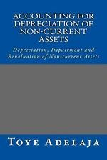 Accounting for Depreciation of Non-Current Assets and Bookkeeping :...