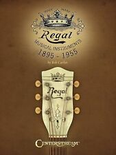REGAL MUSICAL INSTRUMENTS [9781574242737] - BOB CARLIN (PAPERBACK) NEW