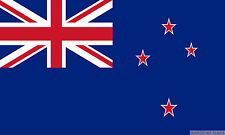 "NEW ZEALAND 18"" x 12"" FLAG suitable for Boats Caravans Treehouses flags"