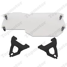 Motorcycle Plastic Headlight Protector Guard Cover For BMW F650GS F700GS F800GS