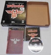 Return to Castle Wolfenstein (PC, 2001) Big Box
