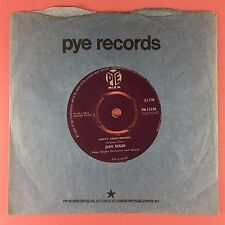 Joan Regan - Happy Anniversary / So Close To My Heart - Pye 7N.15238 VG+