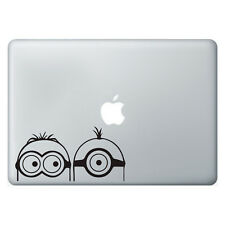 Minions mac stickers apple macbook laptop decal art graphic vinyl funny mural