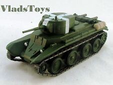 Eaglemoss 1:72 KhPZ BT-7 Light Tank Soviet Army, USSR RU0039