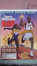 July 1996 Gail Devers and Grant Hill Sports Illustrated For Kids