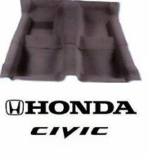 Honda Civic 2001 2002 2003 2004 2005 2006 2007 2008 2009 Replacement Carpet Kit