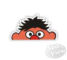 Peeping Ernie Muppets Sesame Street Car Van Sticker Stickers Decal Sticker