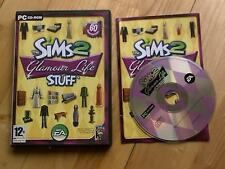 Les Sims 2 Glamour Choses De La Vie extension Pack PC CD ROM / Windows