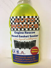 BLOWN HEAD GASKET REPAIR AUTO WORKS SMART  FIX £11.99 SEALANT