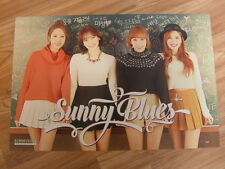 SUNNY HILL - SUNNY BLUES (PART B) [ORIGINAL POSTER] *NEW* K-POP