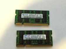 2 GB PC2-5300 RAM Memory Laptop Notebook (2x1GB) 200 Pin 667 Mhz PC5300 200pin