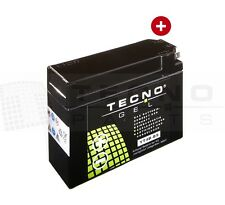 TECNO GEL-Marken-Batterie YT4B-BS für Suzuki TR 50 S Street Magic AH3113
