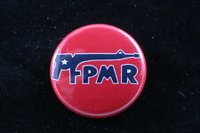 "Chile Communist Guerrilla Manuel Rodriguez Front FPMR 1"" Button Badge Pin"