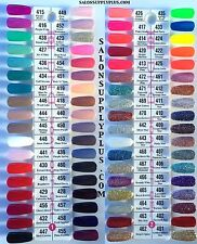 DND DAISY DUO UV GEL UV NAIL POLISH - ANY 5 COLORS OF YOUR CHOICE - USA MADE
