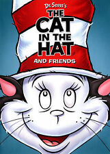 Dr. Seuss's The Cat in the Hat and Friends (DVD, 2015)Brand New & Ships for FREE