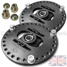 SEAT IBIZA MK3 ADJUSTABLE SUSPENSION TOP MOUNTS (PAIR) CMB0251