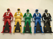 Power rangers Megaforce ,keys  for the Japanese Morpher