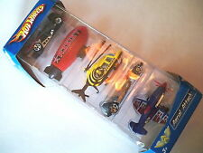 Mattel 5 Gift Pack Hot Wheels Aerial Attack
