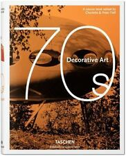 Decorative Art 70s - Fiell (2013, Hardcover) furniture, fabric, lighting +