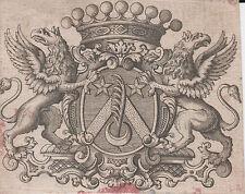 § Ex-libris François MIDY (1752-1807), révolutionnaire, Limoges Craon Laval §