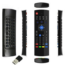 USB Wireless Keyboard Mando A Distancia Aire Ratón Para XBMC Android TV Smart