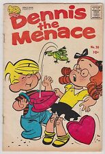 Dennis the Menace #50, Very Good Condition