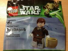 LEGO Star Wars 5001621 Han Solo (Hoth)  Polybag MISB NEW