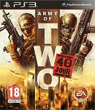 ARMY OF TWO  40 éme JOUR             -----   pour PS3