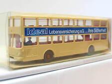 Wiking 730 MAN SD 200 Berliner Bus Ideal Lebensversicherung a.G. OVP (Z3301)