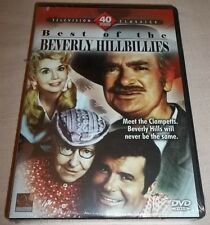Best of the Beverly Hillbillies (DVD 2007, 4-Disc Set, 40 Episodes) New Unopened