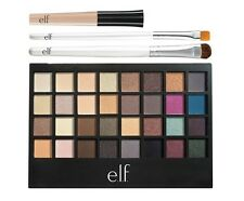 E.L.F. COSMETICS ALL ABOUT EYES 32 COLOR PALETTE SET
