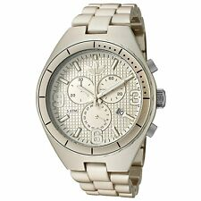 New Adidas Cambridge Gold Aluminum Chronograph Date Men Watch 44mm ADH2574 $150