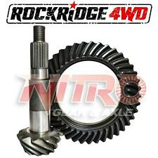 NITRO RING AND PINION Dana 30 Reverse, D30, 4.56 Ratio Jeep Wrangler Cherokee XJ