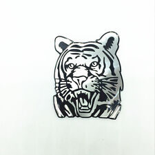 For  about 3D metal badges  about the logo design tiger stickers Smart Car Set