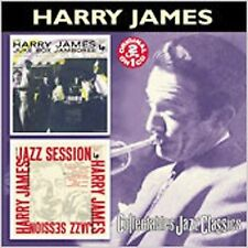 Juke Box Jamboree/Jazz Session by Harry James (CD, Mar-2006, Collectables)