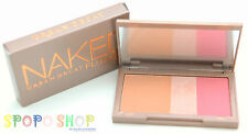 New Urban Decay Naked Flushed Palette - Bronzer / Hightlighter / Blush