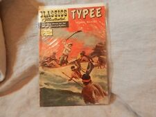 Classics Illustrated Typee #36