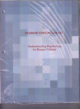 Pearson Custom Library Understanding Psychology for Ranger College Loose Leaf