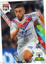 Panini Foot Adrenalyn 2014/2015 - Jordan FERRI - Olympique Lyonnais (A1203)