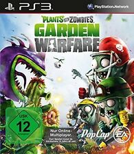 Ps3/PlayStation 3-Plants vs. zombies: Garden Warfare (alemán) (con embalaje original)
