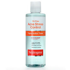 Neutrogena Oil-Free Acne Stress Control Triple-Action Toner 8 fl oz (237 ml)
