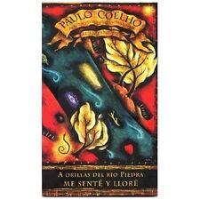 A Orillas del Río Piedra Me Senté y Lloré by Paulo Coelho (1996, Paperback)