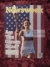 NEWSWEEK May 21 1984 OLYMPIC GAMES Moma Central America Phone Companies