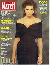 COUVERTURE de MAGAZINE,COVERAGE Paris Match n°2106 05/10/89 Caroline de Monaco