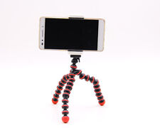 Octopus Mini mobile phone tripod with cellphone clip holder,Portable