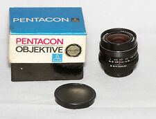 PENTACON 29mm F2.8 Manual M42 lente gran angular de ajuste ELECTRIC